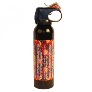 WildFire 9oz Pepper Spray 18% Fire Master